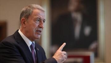 Ακάρ: Η Ελλάδα δεν μπορεί ποτέ να αποκτήσει υπεροχή απέναντι της Τουρκίας