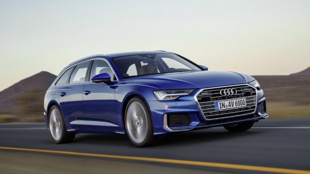Nέο Audi A6 Avant