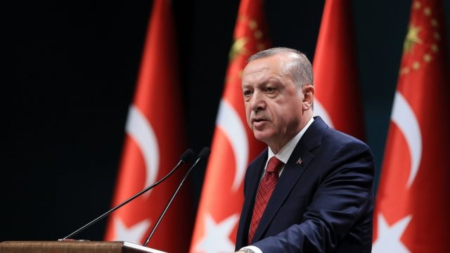 Handelsblatt:  Τα παιχνίδια εξουσίας του Ταγίπ Ερντογάν