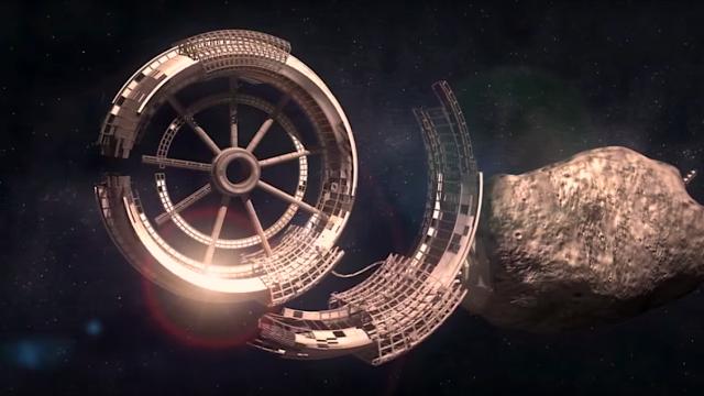 Η επόμενη μεγάλη μπίζνα είναι η εξόρυξη... αστεροειδών
