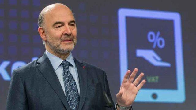 Μοσκοβισί: Δεν τίθεται θέμα παράτασης του ελληνικού προγράμματος