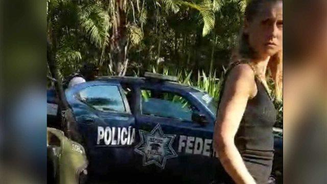 Αμερικανίδα ηθοποιός συνελήφθη για εμπορία ανθρώπων σε αίρεση