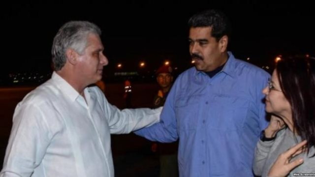 Στην Αβάνα ο Μαδούρο για «επικύρωση της συμμαχίας» Κούβας-Βενεζουέλας