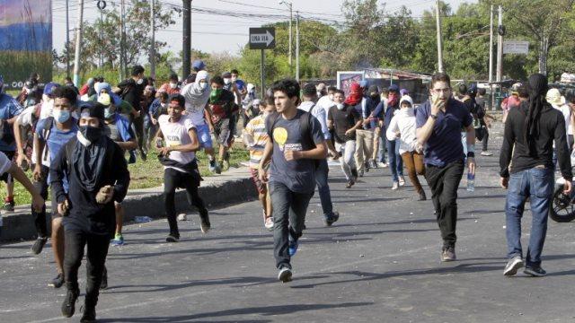 Νικαράγουα: Επεισόδια λόγω μείωσης συντάξεων - Τουλάχιστον 3 νεκροί και δεκάδες τραυματίες