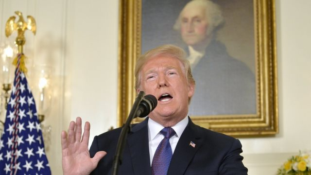Τραμπ: Απέχουμε πολύ από τον τερματισμό της κρίσης στη Βόρεια Κορέα