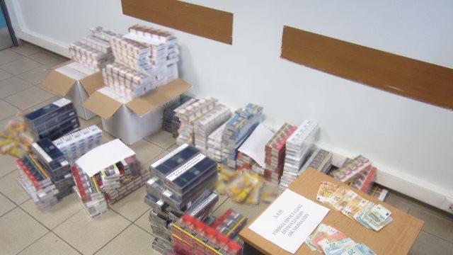 Θεσσαλονίκη: Είχαν κάνει «οικογενειακή επιχείρηση»... τη διακίνηση λαθραίων τσιγάρων