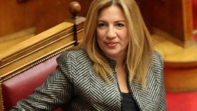 Γεννηματά: Οι Έλληνες στρατιωτικοί πρέπει να απελευθερωθούν όπως επιβάλλει το δίκαιο - Ανίερες συναλλαγές δεν χωρούν