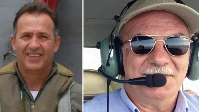 Πτώση μονοκινητήριου αεροσκάφους στη Φωκίδα:Το συγκινητικό «αντίο» στους δύο επιβαίνοντες