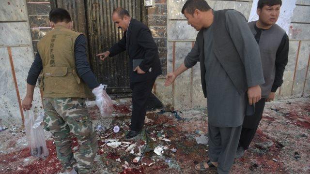 Φονική επίθεση καμικάζι στην Καμπούλ: Τουλάχιστον επτά νεκροί και δεκάδες τραυματίες