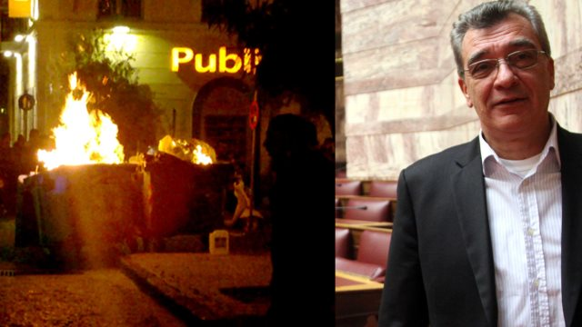 Δήμαρχος Λέσβου σε Τόσκα-Βίτσα: Οι πολίτες της Λέσβου ζητούν αποσυμφόρηση και όχι κάποια ακραία στοιχεία