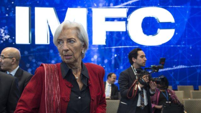 Διπλάσια μέτρα το 2019 ζητά το ΔΝΤ - «Φωτιά» οι επόμενες 60 ημέρες