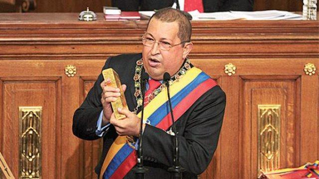 Ρευστοποιεί το χρυσό της η Βενεζουέλα - Στα χνάρια της και η Τουρκία