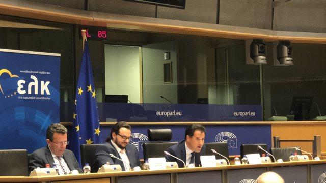 Άδωνις στο Ευρωπαϊκό Κοινοβούλιο: Η Ελλάδα χρειάζεται ξένες επενδύσεις ύψους 150 δισ. τα επόμενα 5 έτη