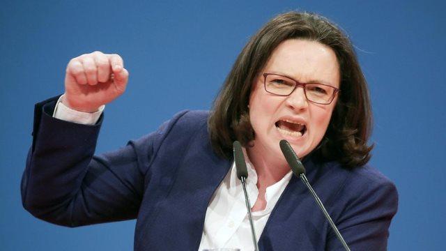 Γερμανία: Αντιδράσεις στην εκλογή Νάλες στο SPD