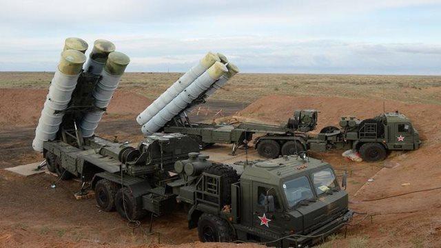 Ρωσία: Ξεκίνησε η παραγωγή των S-400 για την Τουρκία