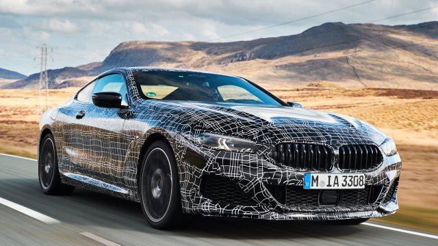 Πρώτα στοιχεία για την BMW M850i xDrive