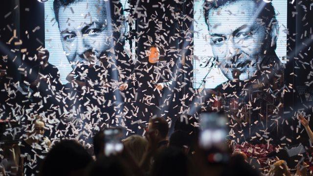 Νίκος Μακρόπουλος: Εντυπωσιακό φινάλε εμφανίσεων στη Θεσσαλονίκη