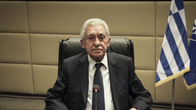 «Ξαναχτυπά» ο Κουβέλης για τις φρεγάτες: Το ζήτημα βρίσκεται ακόμα σε εξέλιξη - Το χειρίζεται ο Τσίπρας!