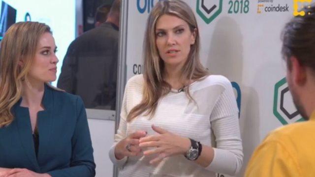 Consensus 2018: Κρυπτονομίσματα, Λαμποργκίνι και... Εύα Καϊλή!