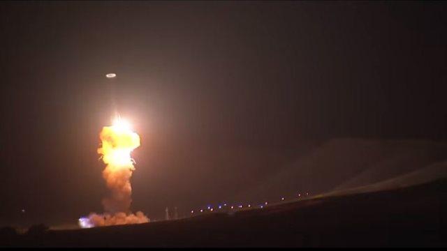 Νέα δοκιμή υπερατλαντικού βαλλιστικού πυραύλου από τις ΗΠΑ