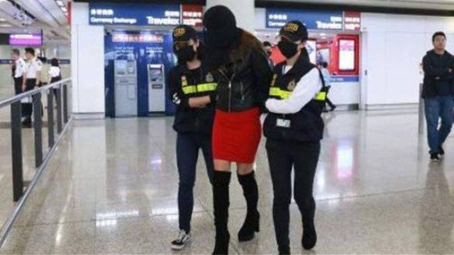 Διώκεται και στην Ελλάδα το 20χρονο μοντέλο με την κοκαΐνη - Δείτε τον λόγο