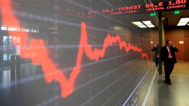 Χρηματιστήριο: «Παιχνίδια» με τις τραπεζικές μετοχές και πτώση 1,43%