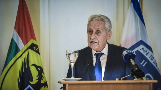 Κουβέλης: «Τα κυριαρχικά μας δικαιώματα δεν επιδέχονται αναθεώρηση ή επικαιροποίηση»