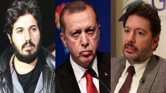Ο Ζαράμπ μίλησε και ο πρώην διοικητής της τουρκικής Halkbank έφαγε... 32 χρόνια φυλακή!