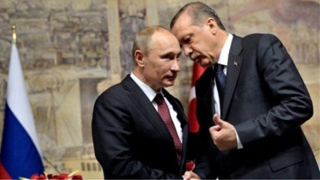 Πούτιν και Ερντογάν εκφράζουν την «σοβαρή τους ανησυχία» για τα τεκταινόμενα στη Γάζα