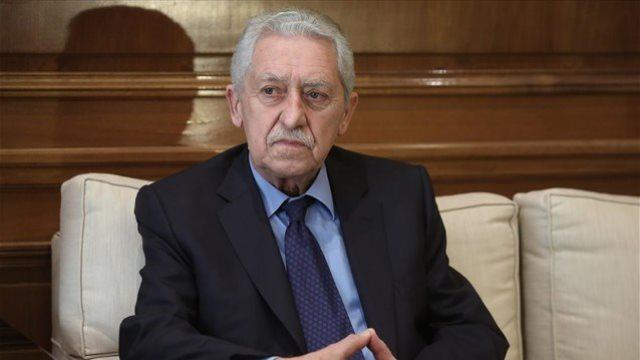 Κουβέλης: Μετά τις εκλογές, η Τουρκία θα επιμείνει στη ρητορική της έντασης