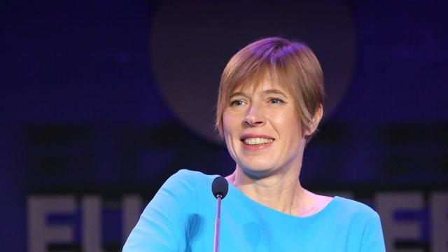 Πρόεδρος Εσθονίας: Οι νέοι startuppers της Ελλάδας έχουν ταλέντο και πρέπει να τολμήσουν