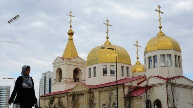 Τσετσενία: Το Ισλαμικό Κράτος ανέλαβε την ευθύνη για την επίθεση στην εκκλησία του Γκρόζνι