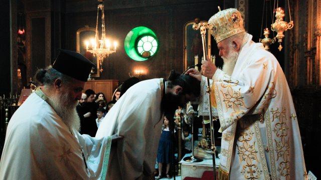 Ιερώνυμος: Φάρμακο στη ζωή των ανθρώπων η πνευματική αναζήτηση