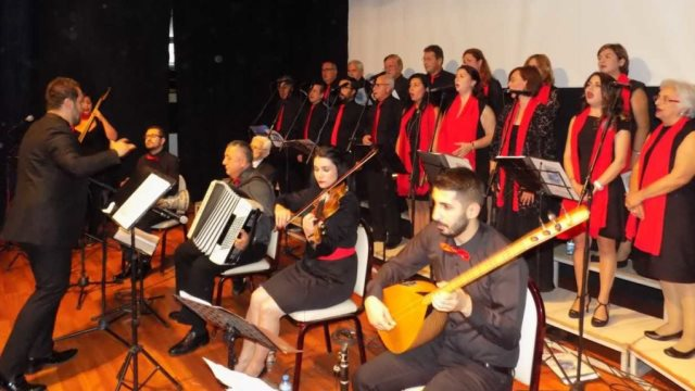 Συναυλία για την «ελληνοτουρκική συνύπαρξη» στη Μυτιλήνη