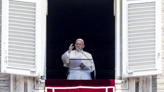 Ο Πάπας Φραγκίσκος προσευχήθηκε για την «ειρήνη και την ενότητα» στη Βενεζουέλα