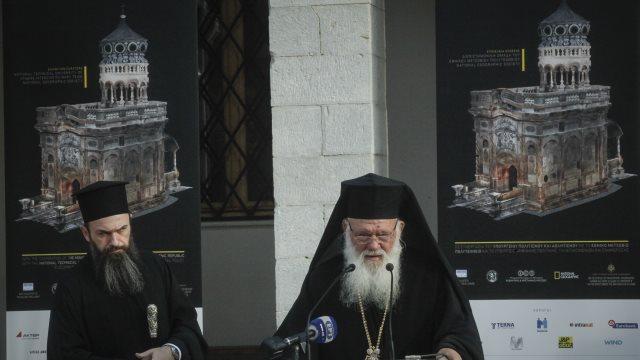 Ιερώνυμος: Καταλύτης για ιστορικές εξελίξεις και διεκδικήσεις ο Πανάγιος Τάφος του Χριστού