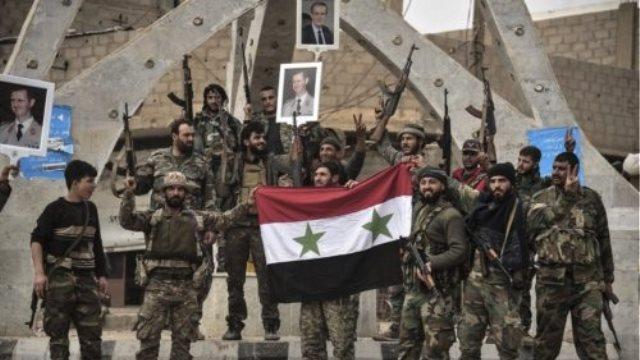 Συρία: Ο στρατός ανακοίνωσε ότι ελέγχει πλήρως τη Δαμασκό και τα περίχωρά της