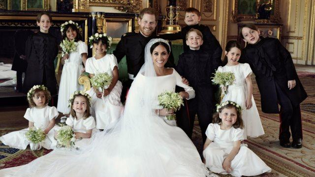 Πριγκιπικός γάμος: Χάρι και Μέγκαν έδωσαν στη δημοσιότητα τα πρώτα επίσημα πορτρέτα
