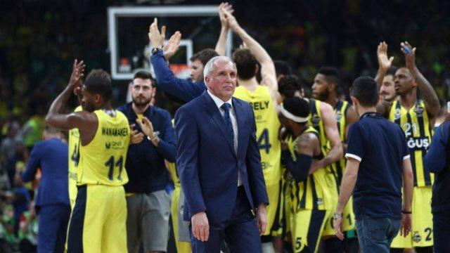 Ποτέ το repeat ο Ομπράντοβιτς στην EuroLeague!