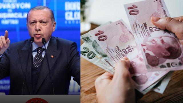 Σε περιδίνηση η τουρκική οικονομία: Σε ιστορικό χαμηλό η λίρα έναντι του ευρώ