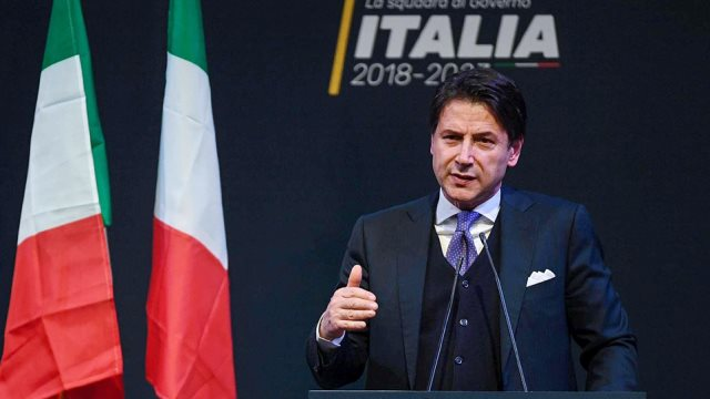 Καθηγητής-«μαϊμού» ο νέος πρωθυπουργός της Ιταλίας