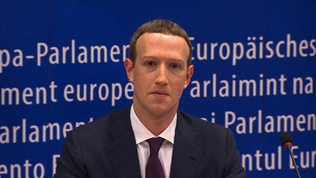 Σκάνδαλο Facebook: Μετά το Κογκρέσο, ο Ζούκερμπεργκ ζήτησε «συγγνώμη» από την Ευρωβουλή...