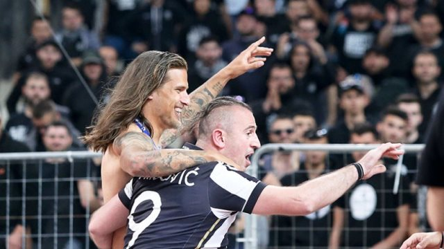 Πρίγιοβιτς: «Στο γήπεδο εμείς κάναμε το νταμπλ»