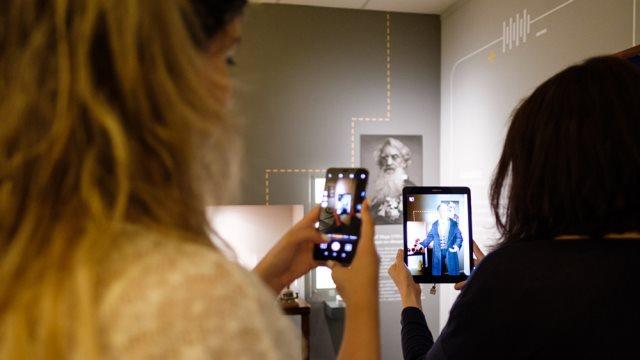 Η Διεθνής Ημέρα Μουσείων γιορτάστηκε στο Μουσείο Τηλεπικοινωνιών Ομίλου ΟΤΕ, τιμώμενο μουσείο για την Ελλάδα