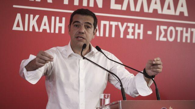 Κεντρική Επιτροπή ΣΥΡΙΖΑ: Να αναζητήσουμε συμμαχίες κατά του κυρίαρχου νεοφιλελεύθερου μοντέλου