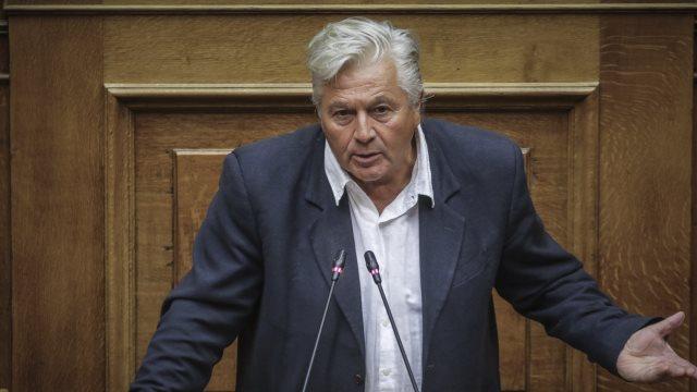 Παπαχριστόπουλος: Ο Σόιμπλε μας έδινε €50 δισ. και μας έστελνε στους κάδους απορριμμάτων