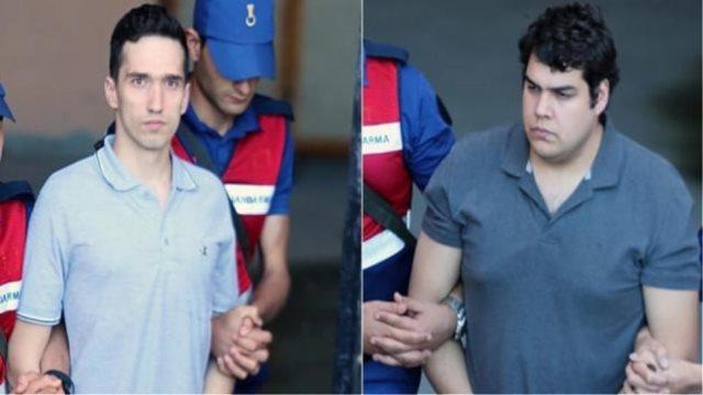 Παρέμβαση των Ευρωπαίων δικηγόρων στην υπόθεση των δύο Ελλήνων στρατιωτικών