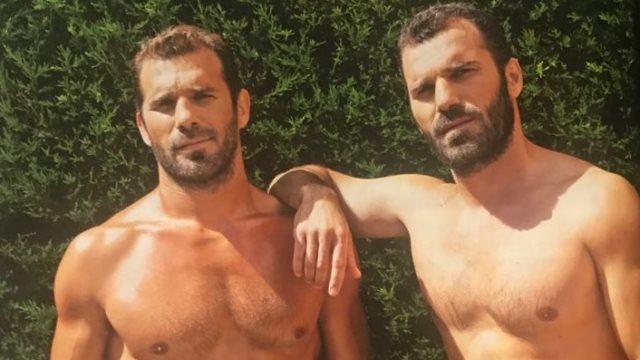 Ο Τσεπάνης από το Survivor ποζάρει με τον αδερφό του και ξεκαθαρίζει: «Δεν ήμαστε από την Αλβανία»