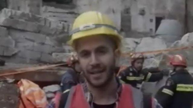 Η Ελληνική Δύναμη Διάσωσης έδωσε τα φώτα της σε πανευρωπαϊκή άσκηση μεγάλου σεισμού