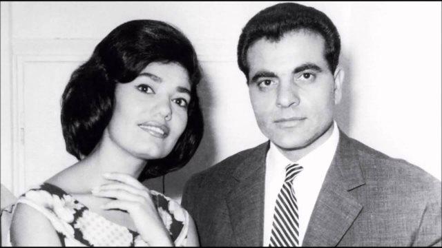 Η Μαρινέλλα αποκαλύπτει πώς την φλέρταρε ο Καζαντζίδης